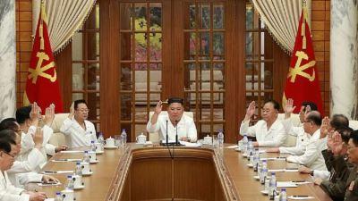 कोरोनाकालमा उत्तर कोरिया आणविक क्षेप्यास्त्र बनाउँदै