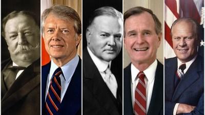 ५ अभागी अमेरिकी राष्ट्रपति जसले एक कार्यकाल मात्रै सम्हाल्न पाए
