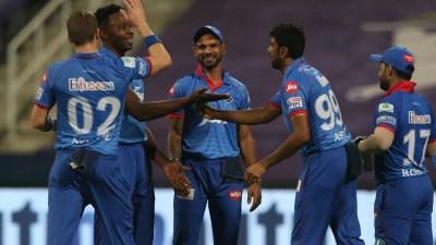 आईपीएल २०२० : बेङ्गलोरलाई ६ विकेटले पराजित गर्दै दिल्ली क्वालिफायरमा