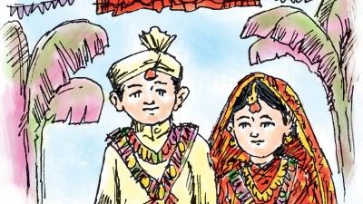 रोकिएनन् विवाह भोज, गाउँभर सङ्क्रमित