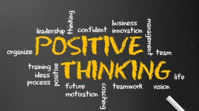 Officials given training on positive thinking