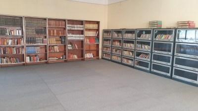 नमूना पुस्तकालय बनाइँदै