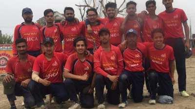 नेपाल पाकिस्तान फ्रेन्डसिप क्रिकेटको उपाधि ग्रेट हिमालयलाई