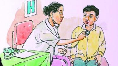 कार्यालयमै गएर कर्मचारीको स्वास्थ्य परीक्षण