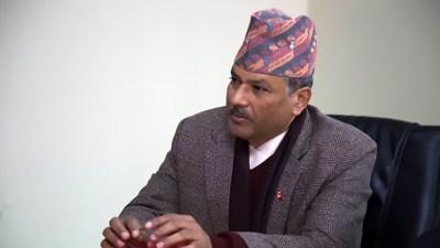 'नेपाललाई खेलकूद गन्तव्य बनाऔँ'