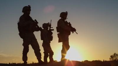 बन्दुकधारीहरुको आक्रमणमा कम्तीमा चार सैनिक मारिए