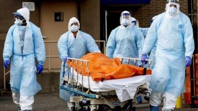ब्राजिलमा कोरोनाका कारण एकैदिनमा ४२ सयको मृत्यु