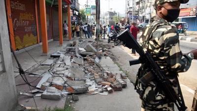 भारतको आसाममा शक्तिशाली भूकम्प