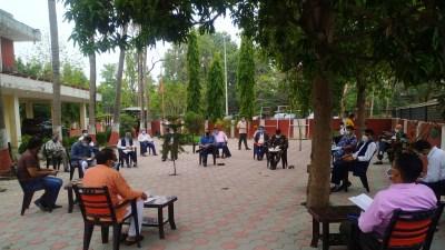 यार्सा संकलन क्षेत्र फोहोर व्यवस्थापन अभियान