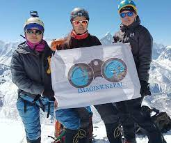 Govt congratulates three sisters for summiting Sagarmatha