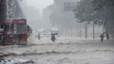 काठमाडौँमा भारी वर्षा: केही क्षेत्र जलमग्न