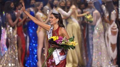 यसवर्षको मिस युनिभर्स मेक्सिकोकी आन्द्रे मेजा बनिन्