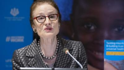 UNICEF chief asks G7 to donate excess vaccines to cover…