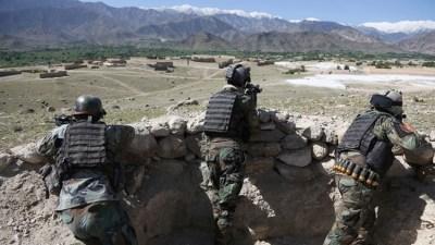 उत्तरी अफगानिस्तानमा जिल्ला प्रहरी प्रमुख मारिए