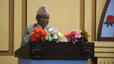 लुम्बिनी प्रदेशको बजेट ४० अर्ब ९५ करोड, कोभिड फर्स्ट नीति