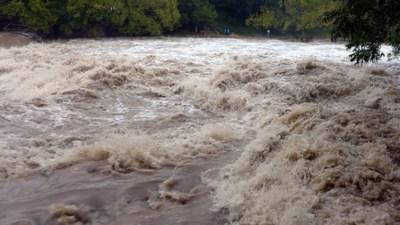 मस्र्याङ्दी नदी थुनियो, जोखिम झन् बढ्यो