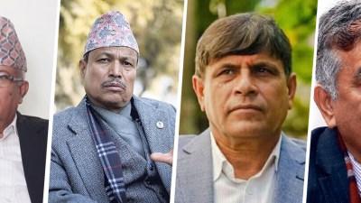 नेपाल पक्षका नेताद्वारा बैठक स्थगन गर्न माग