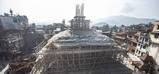 काष्ठमण्डप पुनर्निर्माणमा ११ करोड ५० लाख सकियो, छानो छाउने काम…