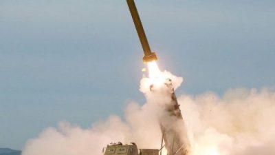 अमेरिकी दूतावास नजिकै रकेट आक्रमण
