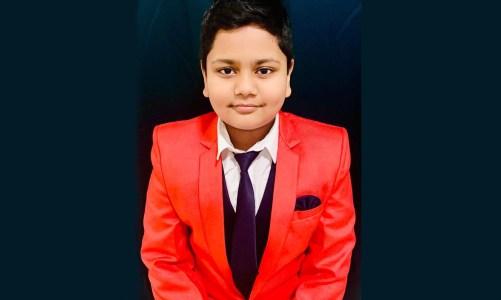Armaan Nayak, 8-year-old, Indian creates World Record
