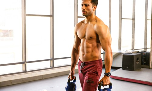 Anuj Tyagi – How a Chartered Accountant gave up his desk job to become a full-time Content Creator and Fitness Professional