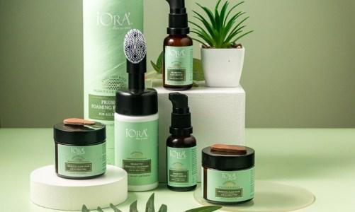 iORA introduces to India PREBIOTICS in Skincare
