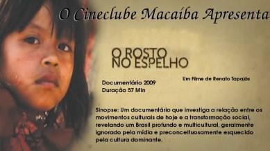 >Nessa sexta-feira o Cineclube Macaíba apresenta: O Rosto no Espelho