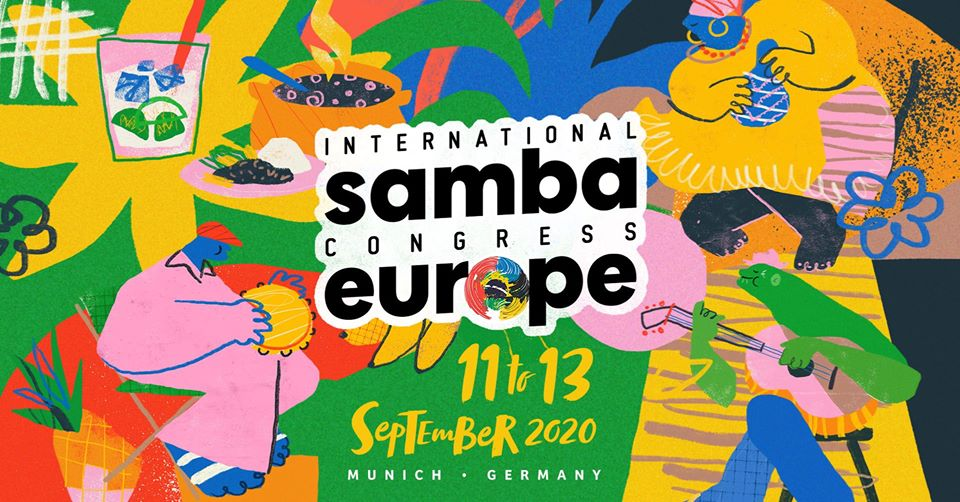 International Samba Congress Europe 2020
