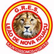 Leão serio