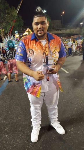 Yan Hurley - Carnaval 2017