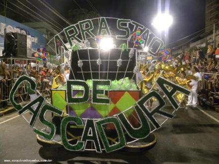 Arrastão 2013. Foto do Site Esquina do Samba