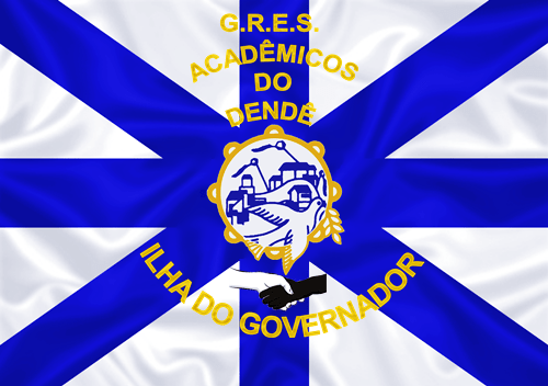 Bandeira_do_GRES_Acadêmicos_do_Dendê