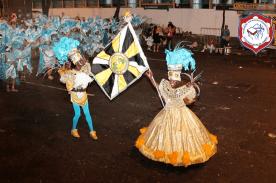 Carnaval 2009: Mestre Louro - Nem melhor nem pior apenas diferente - 4º lugar do Grupo 1 da FBCERJ