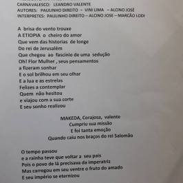 Tradição - Parceria de Paulinho Direito