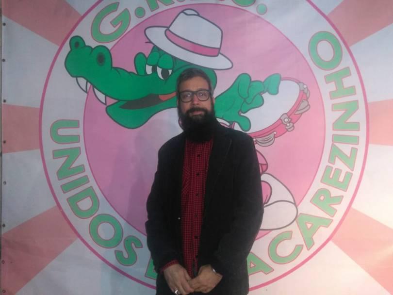 Carnavalesco Eduardo Gonçalves