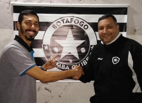 Camarão Neto e Sandro Lima