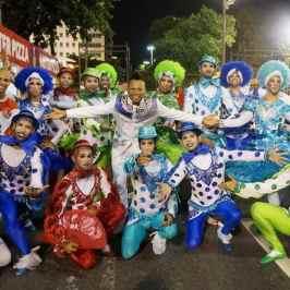 Como coreógrafo da Comissão de Frente do Gres União do Parque Curicica em 2015 e equipe de bailarinos