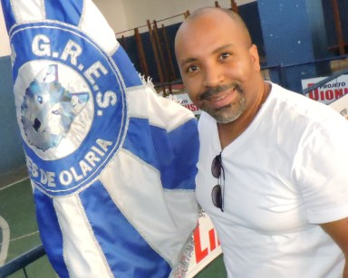 Carnavalesco Marcos Januário