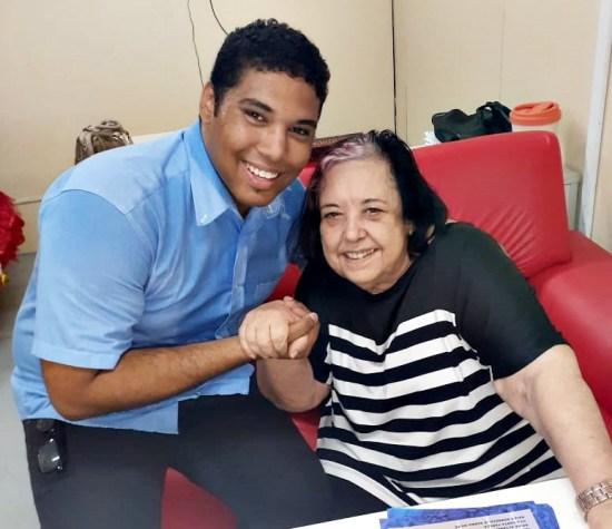 Carnavalesco Caaio Araujo e Rosa magalhães (1)