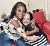 Presidente Patricia Drummond e Rosa magalhães