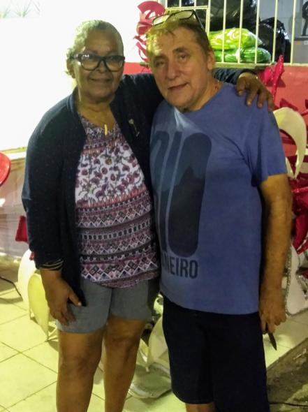 Silvio Cunha e Maria de Nazaré