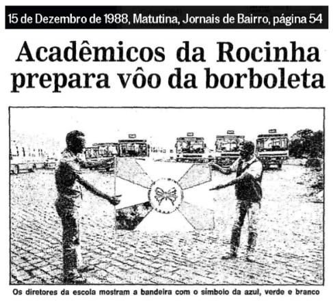 Rocinha 19 Desfile
