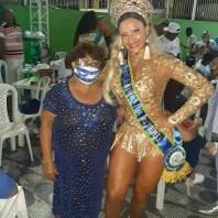 Tia Surica e Patrícia