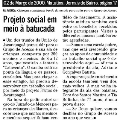 União 2000 1