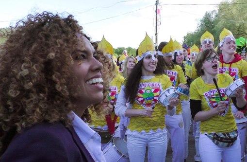 Московский самба фестиваль 2018. Фото: Mark Nakoykher