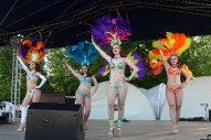 Afro Brazil. Московский самба фестиваль 2018. Фото: Юрий Бомштейн