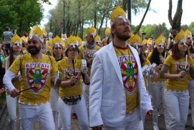 Московский самба фестиваль 2018. Фото: Юрий Бомштейн