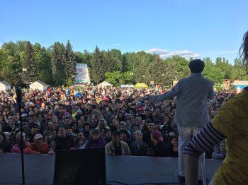 Московский самба фестиваль 2018. Фото: Юлия Веселова