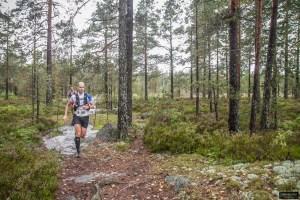 Viimeisellä kympillä vesiesteen jälkeen (ONEVISION.fi).