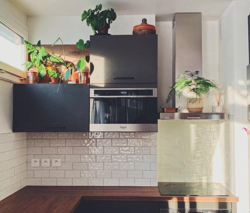 Our Paris kitchen tiles